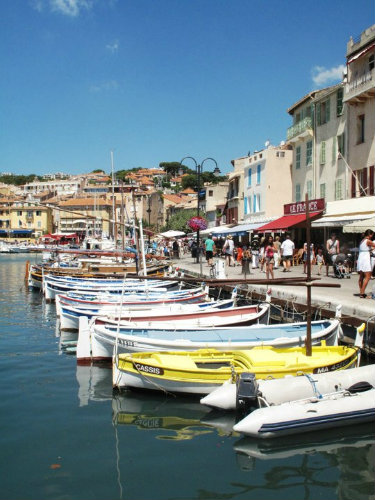 Cassis -    1 chambre