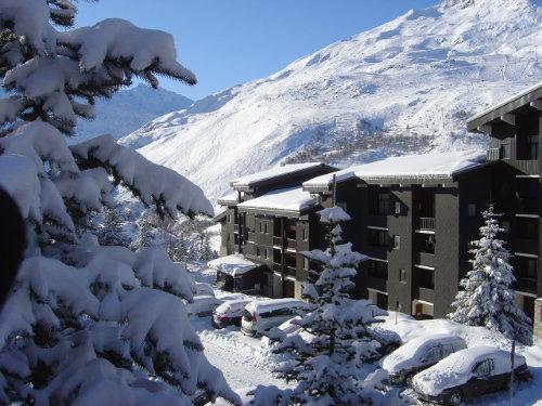 Appartement Les Menuires - 6 personnes - location vacances  n°26591