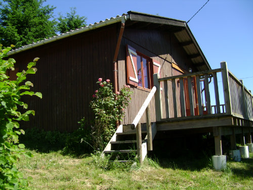 Chalet Laprugne - 4 people - holiday home  #26605