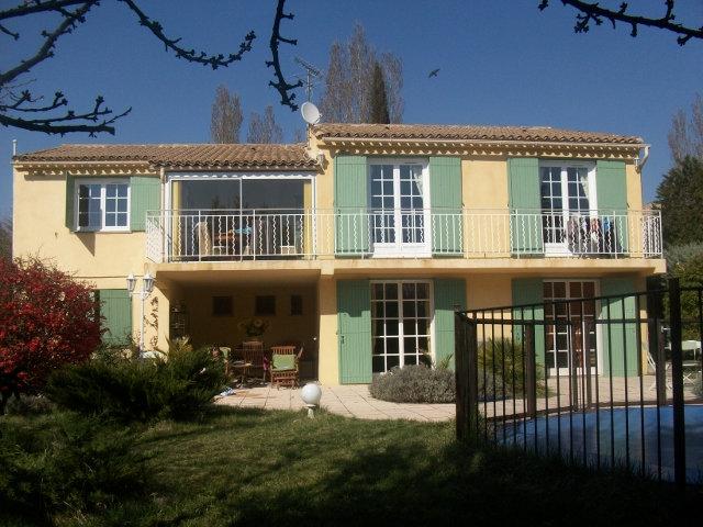 Maison Chateauneuf Le Rouge - 8 personnes - location vacances  n°26627