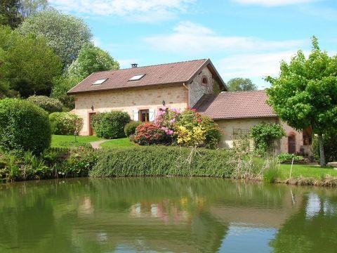 Gite Saint Nabord - 6 personnes - location vacances  n°26643