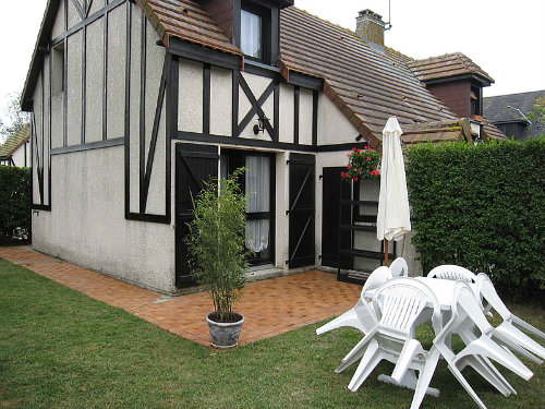House Cabourg - 6 people - holiday home  #26644