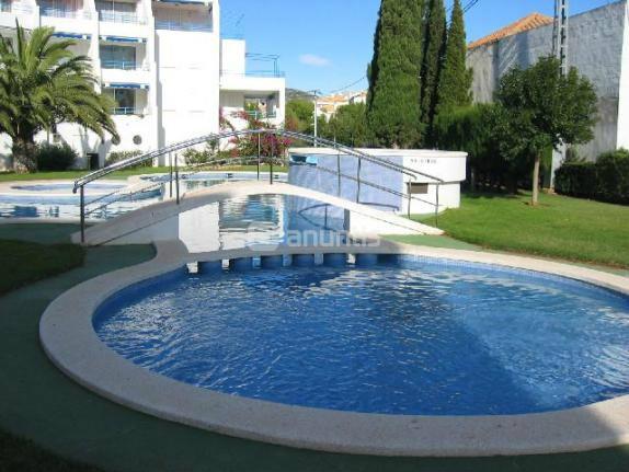Appartement à Alcoceber pour  7 •   avec piscine partagée