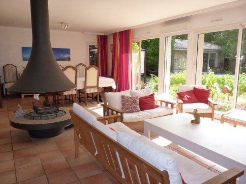 House Le Teich - 8 people - holiday home  #26659