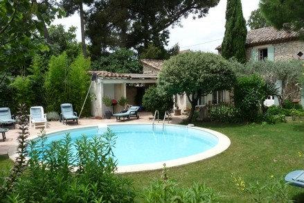 Maison 7 personnes Saint Rémy De Provence - location vacances  n°26673
