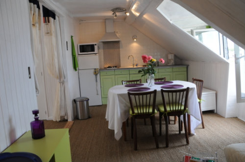 Studio in Saint Malo - Vacation, holiday rental ad # 26677 Picture #2