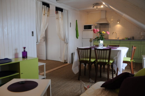 Studio in Saint Malo - Vacation, holiday rental ad # 26677 Picture #3