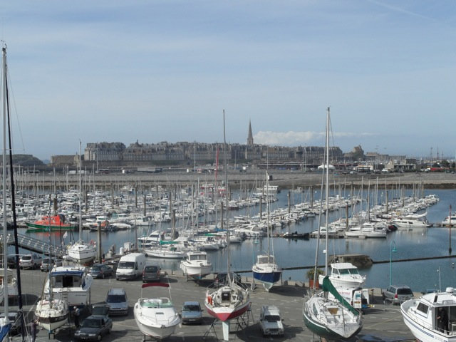 Studio in Saint Malo - Vacation, holiday rental ad # 26677 Picture #0