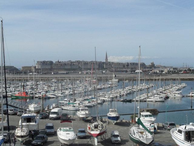 Studio 4 personnes Saint Malo - location vacances  n°26677