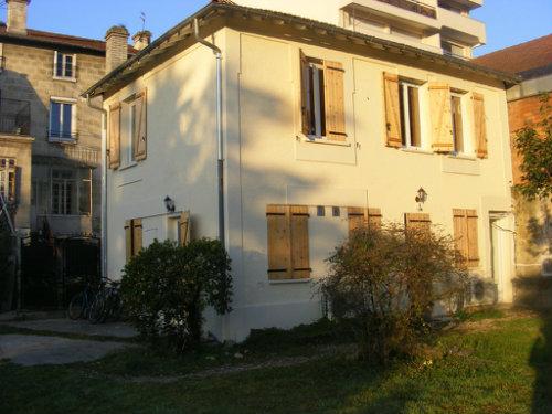 Maison Bordeaux - 2 personnes - location vacances  n°26684