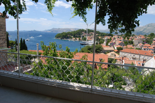 Flat in Dubrovnik for   7 •   private parking