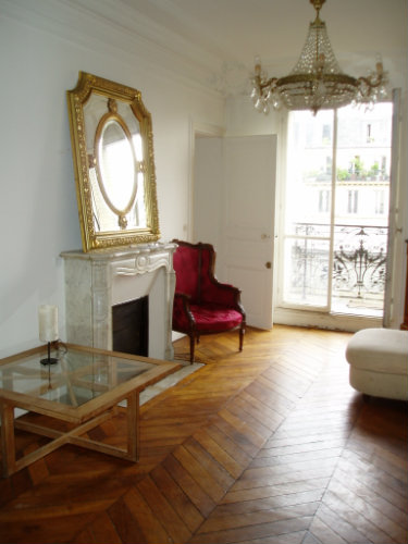 Bed and Breakfast 2 people Paris - holiday home  #26723