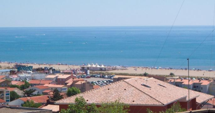 Flat in ST PIERRE LA MER - Vacation, holiday rental ad # 26751 Picture #2
