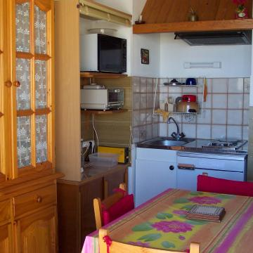 Flat St Pierre La Mer - 7 people - holiday home  #26751