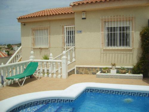 Casa Rojales - 6 personas - alquiler n°26752