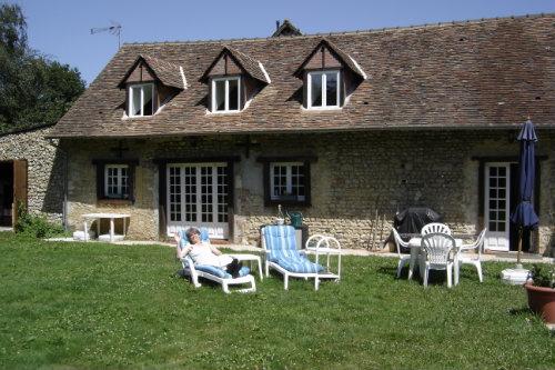Maison Ste Céronne Lès Mortagne - 12 personnes - location vacances  n°26755