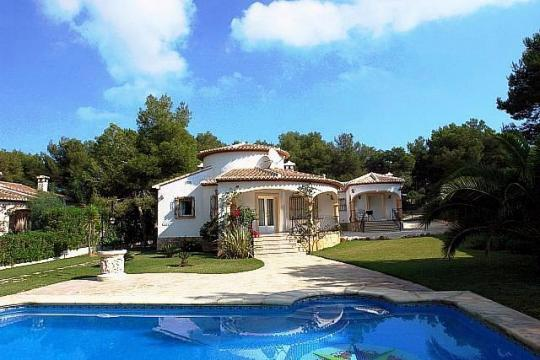 House in Javea - Vacation, holiday rental ad # 26801 Picture #1