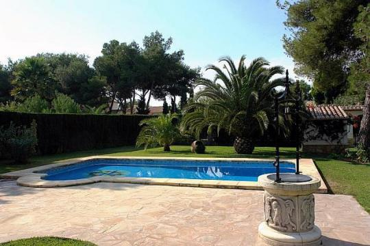 House in Javea - Vacation, holiday rental ad # 26801 Picture #2