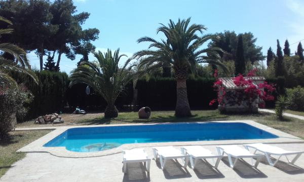 House in Javea - Vacation, holiday rental ad # 26801 Picture #4