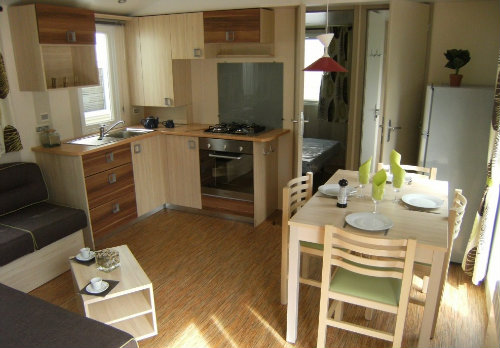 Mobil-home 6 personnes Valras - location vacances  n°26818