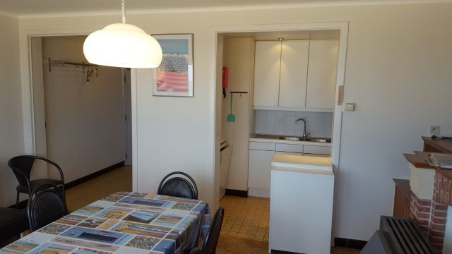 Flat in De Panne - Vacation, holiday rental ad # 26820 Picture #18