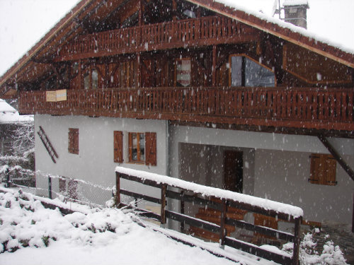 Chalet Macot La Plagne - 7 people - holiday home  #26823