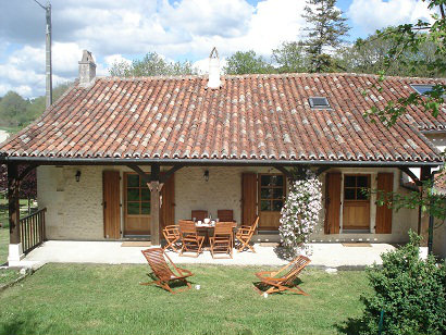 Gite 4 people Celles - holiday home