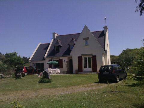 House Crozon - 9 people - holiday home  #26839