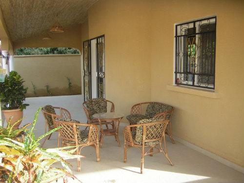 Maison à N'gaparou pour  6 •   avec piscine privée