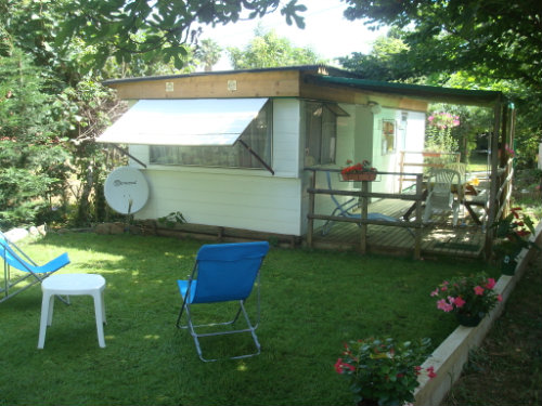 Mobile home Venzolasca - 4 people - holiday home  #26860