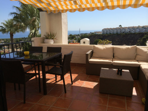 Flat in Calahonda Marbella Puerto Banus Malaga - Vacation, holiday rental ad # 26890 Picture #10