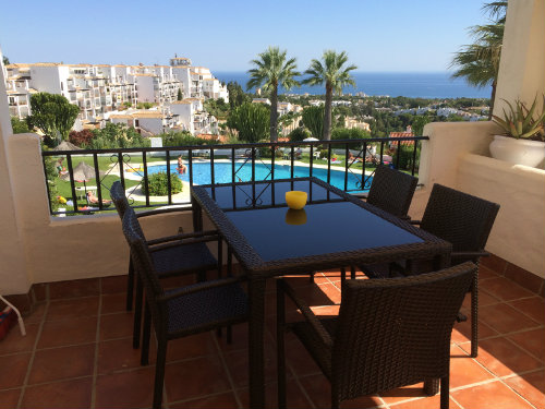 Flat in Calahonda Marbella Puerto Banus Malaga - Vacation, holiday rental ad # 26890 Picture #9