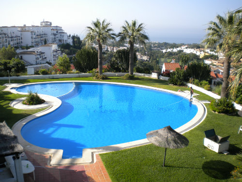 Flat Calahonda Marbella Puerto Banus Malaga - 5 people - holiday home  #26890