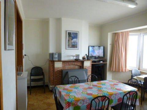 Appartement De Panne - 6 personnes - location vacances  n°26902