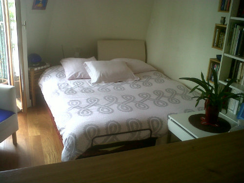 Flat in Paris - Vacation, holiday rental ad # 26948 Picture #1