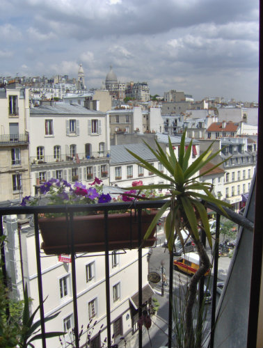 Flat in Paris for   2 •   1 bedroom