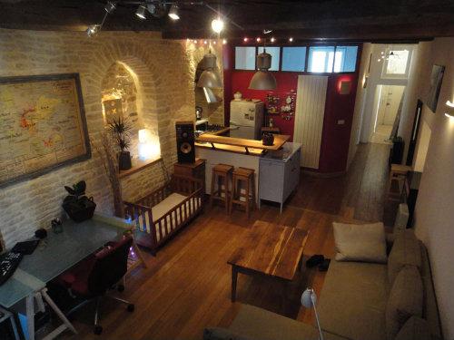 Appartement Dijon - 3 personnes - location vacances  n°26950