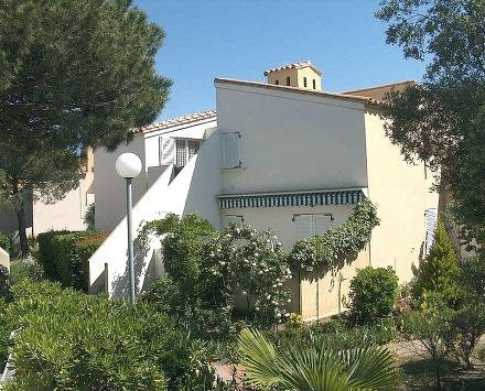 Studio in Cap d agde - Vacation, holiday rental ad # 26964 Picture #0