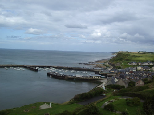 Studio in Port en Bessin-Huppain - Vacation, holiday rental ad # 26979 Picture #3