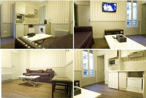 Appartement Paris - 6 personnes - location vacances  n°27012