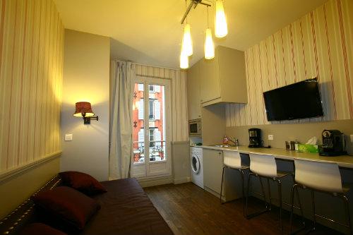 Appartement Paris - 3 personnes - location vacances  n°27014