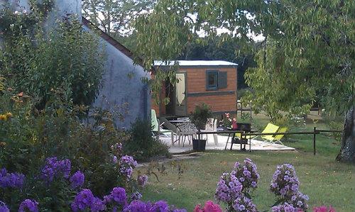 Gite Saunay - 5 personnes - location vacances  n°27018