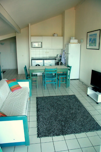 Flat in Guéthary - Vacation, holiday rental ad # 27022 Picture #1