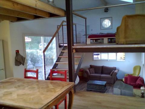 Maison Seignosse - 6 personnes - location vacances  n°27049