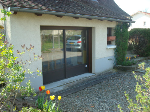 House Ytrac - 3 people - holiday home  #27069