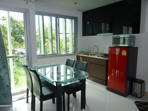 Flat Jomtien - 2 people - holiday home  #27117