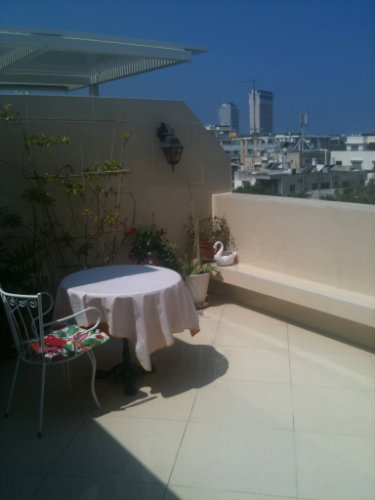 Flat Tel Aviv - 4 people - holiday home  #27119