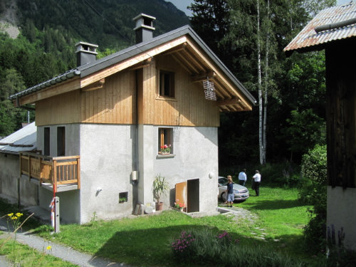 House in Chamonix - Vacation, holiday rental ad # 27124 Picture #0