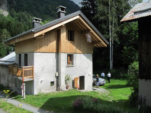 Maison 9 personnes Chamonix - location vacances  n°27124