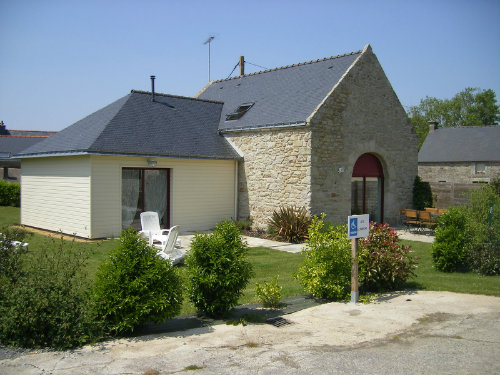 Gite Berric - 6 people - holiday home  #27126